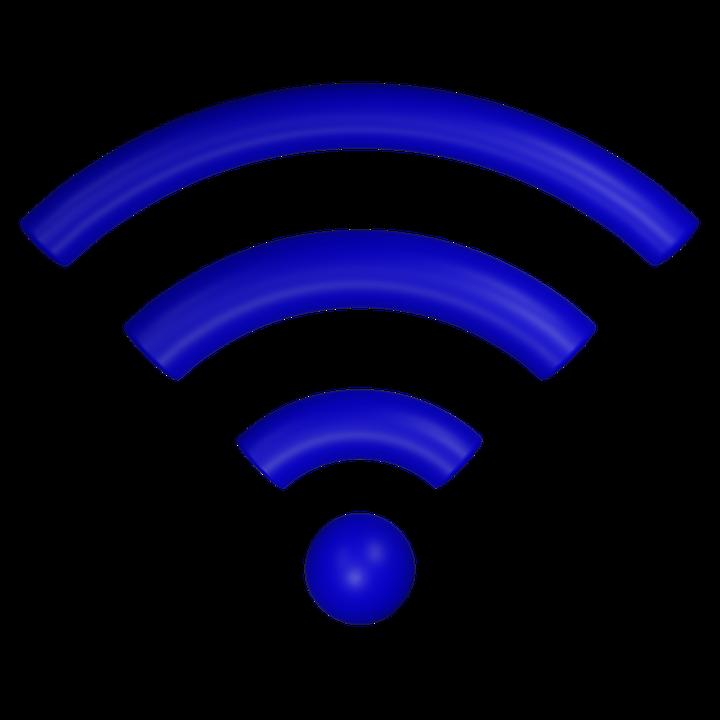 Wi Fi Symbole De Wifi Internet · Image gratuite sur Pixabay