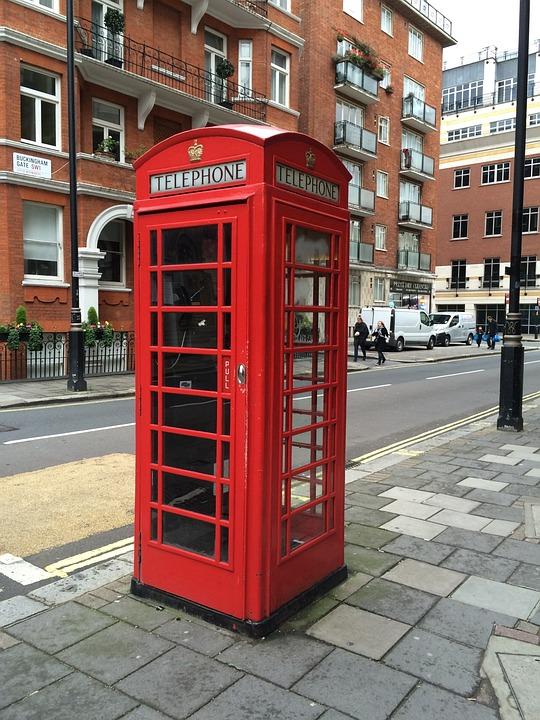 foto gratis: cabina telefonica, telefono, londra - immagine gratis ... - Cabina Telefonica