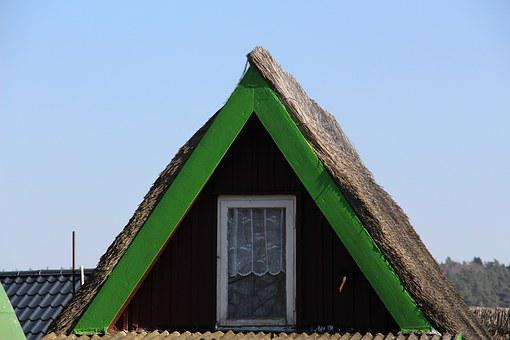 Home, Thatched Roofs, Nature, Holiday