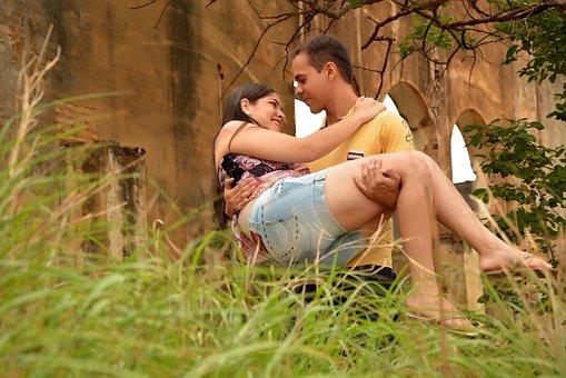 Ekteskap, Casal, Kjærlighet, Sammen