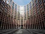 strasbourg, courtyard