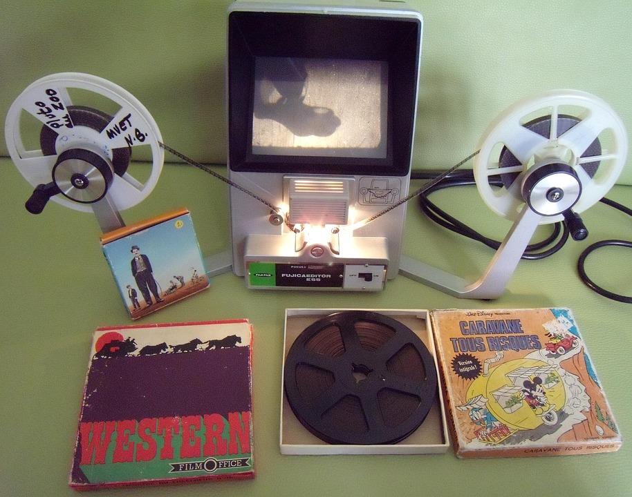Super 8 Movie Film Viewer Amateur - Free photo on Pixabay