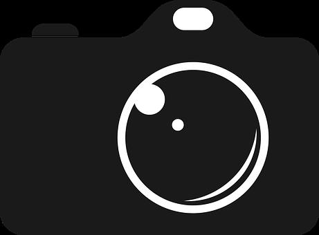 Camera Photo Black Icon Photograph Ph