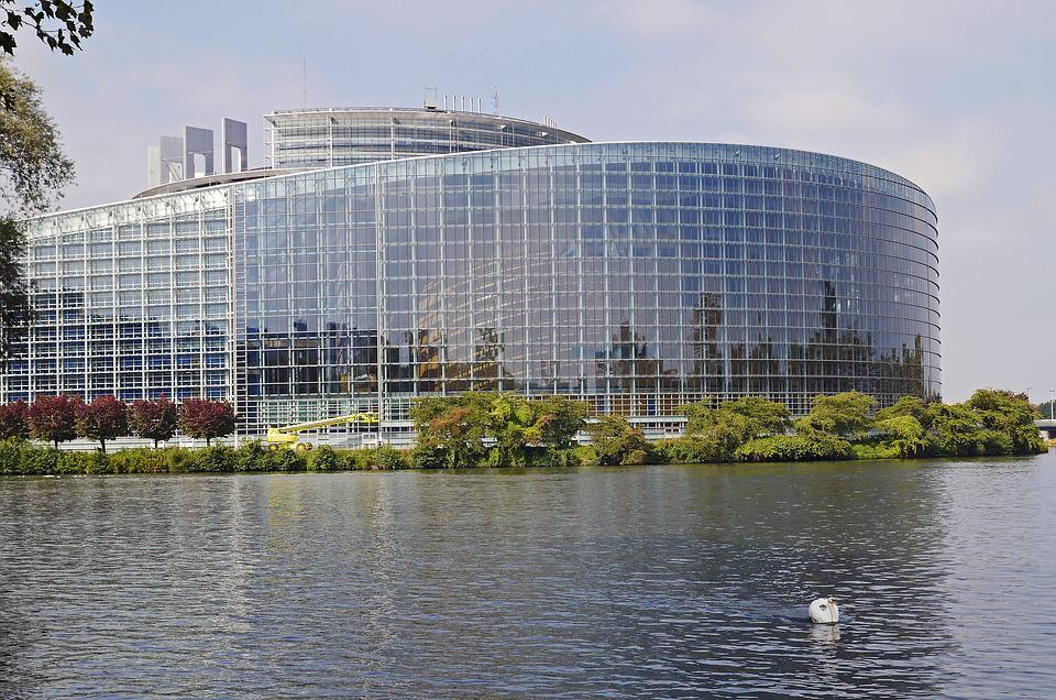 Europaparlament Strasbourg
