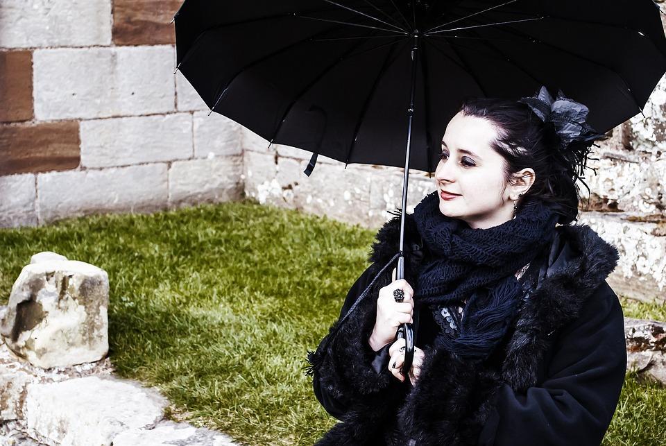 Hasil gambar untuk payung wanita