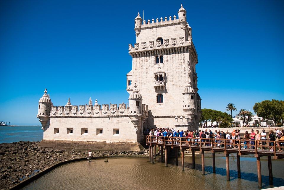 Tháp Belem Sông Tagus Lisbon Du - Ảnh miễn phí trên Pixabay