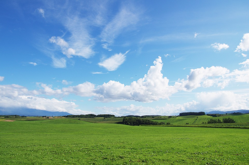 大地 自然 美瑛 · Pixabayの無料...