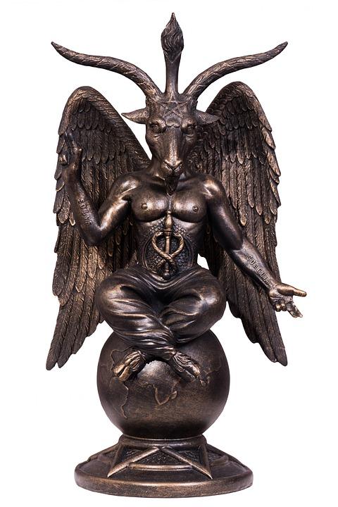 Baphomet Diable Satan - Photo gratuite sur Pixabay