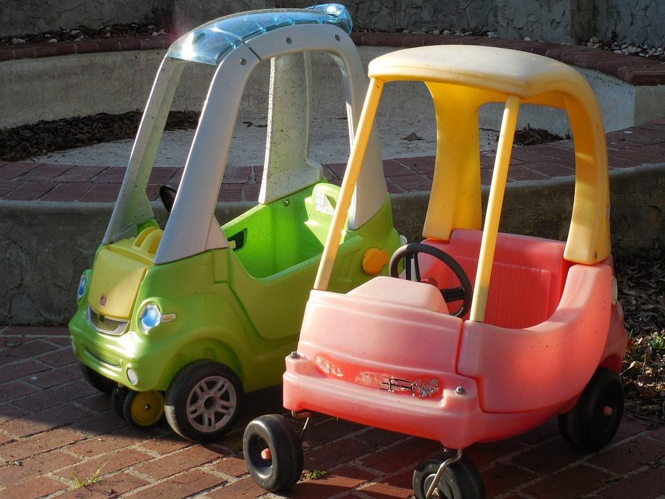 Legetøj, Biler, Legetøjsbil, Barn, Barndom, Sjov, Lidt