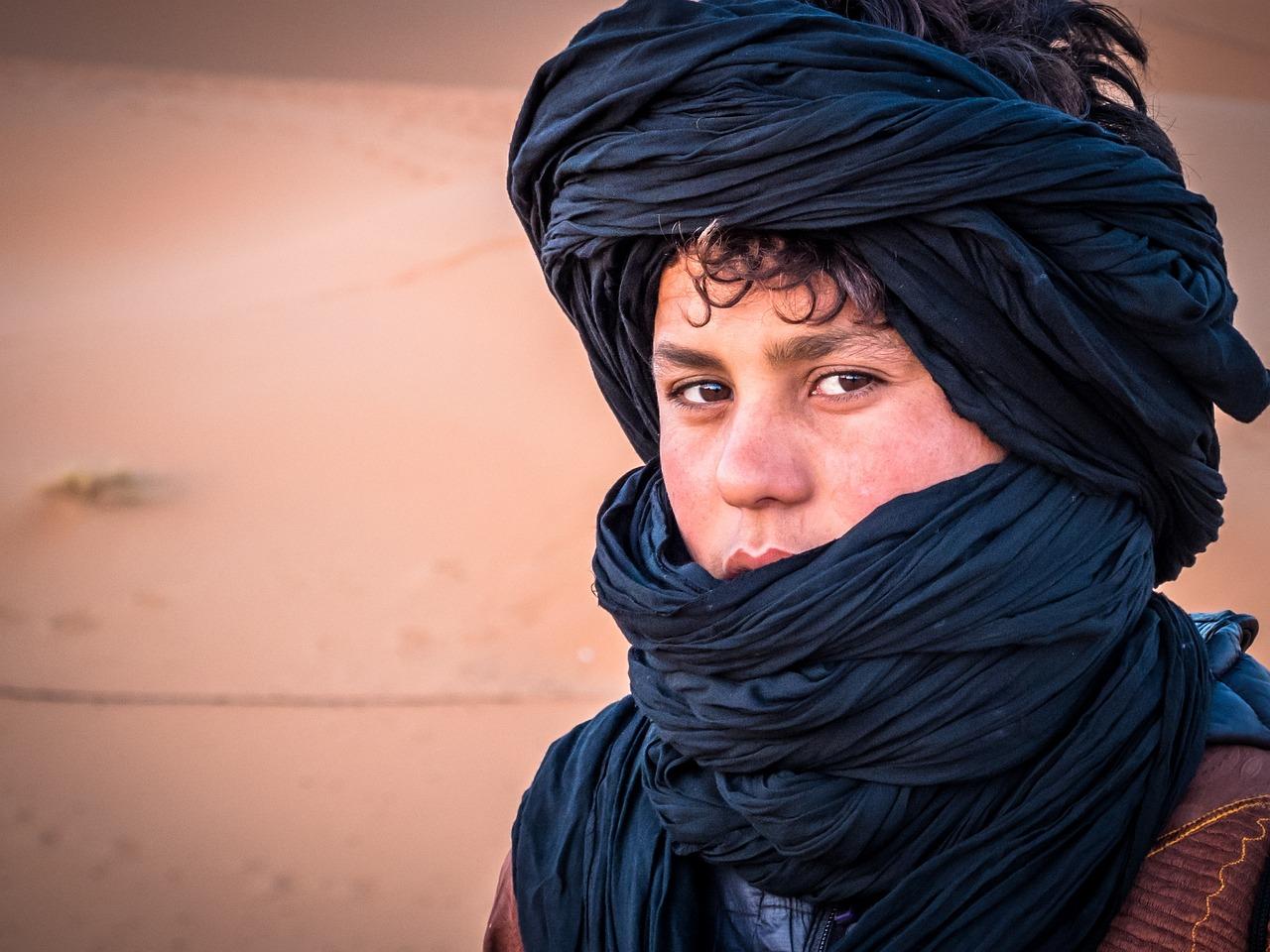 марокканцы фото мужчин узор