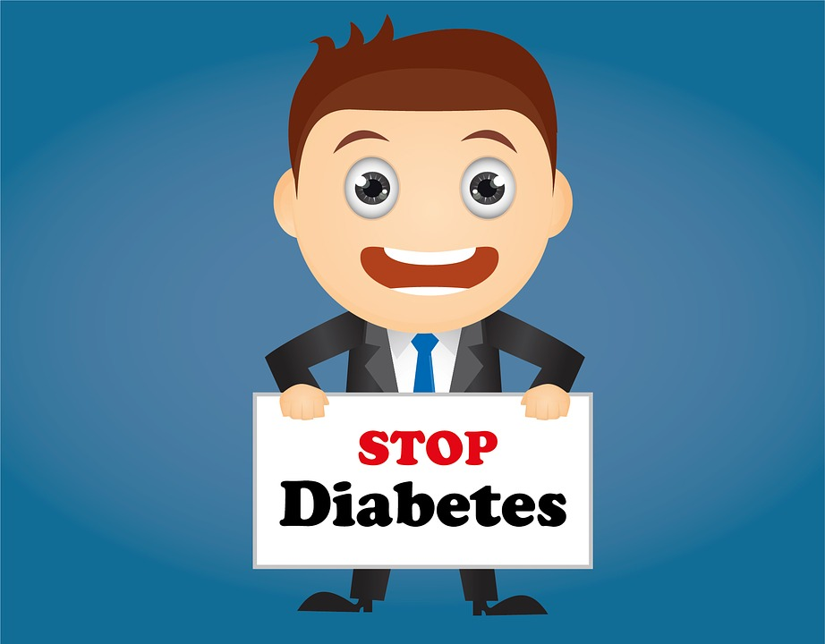 Diabetes, Stop, Blood, Sugar, Medicine, Care, Word