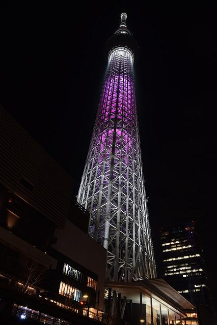 Tokyo Skytree Landmark Japan 183 Free Photo On Pixabay