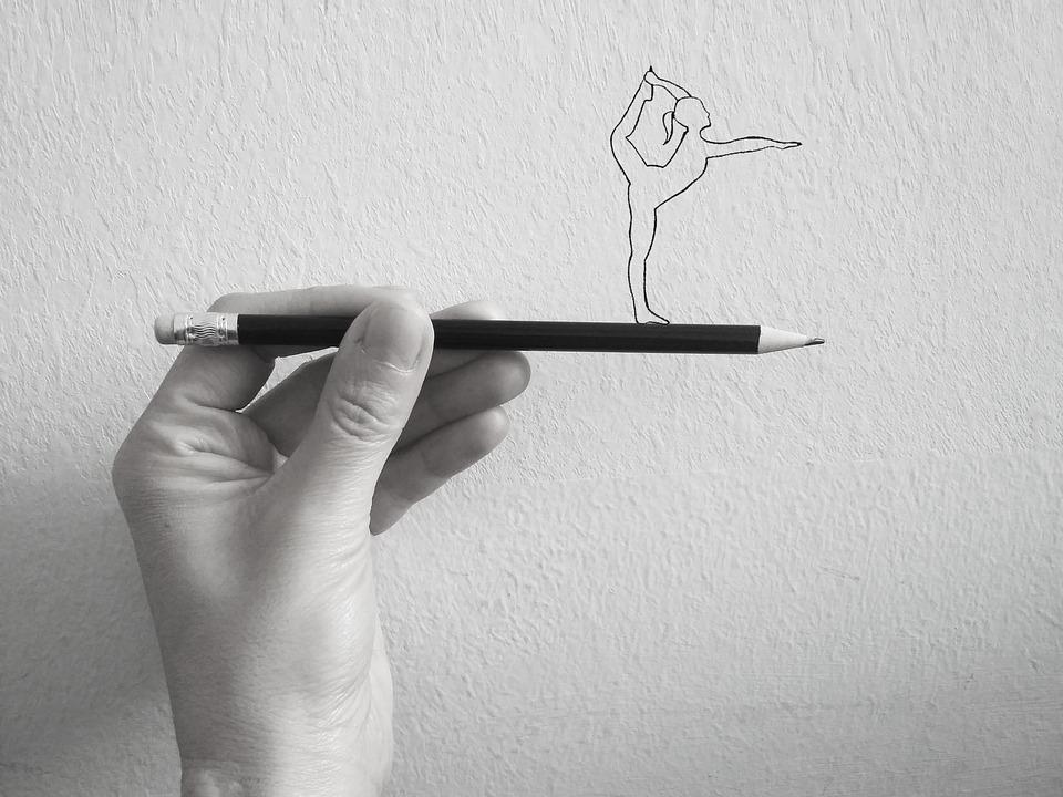 Disegni Di Ballerine Da Disegnare : Disegni di ballerine u fantastiche immagini in disegno arte su