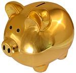 piggy bank, save