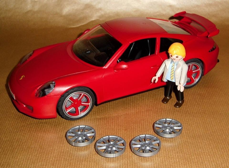 Game Figure Toy Car Porsche Free Photo On Pixabay
