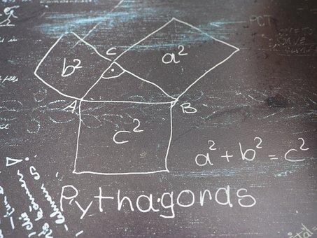 Pythagoras, Mathematics, Formal