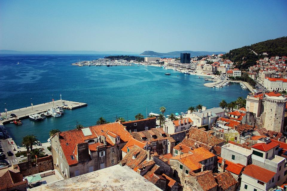 Split Croatia Rooftops - Free photo on Pixabay