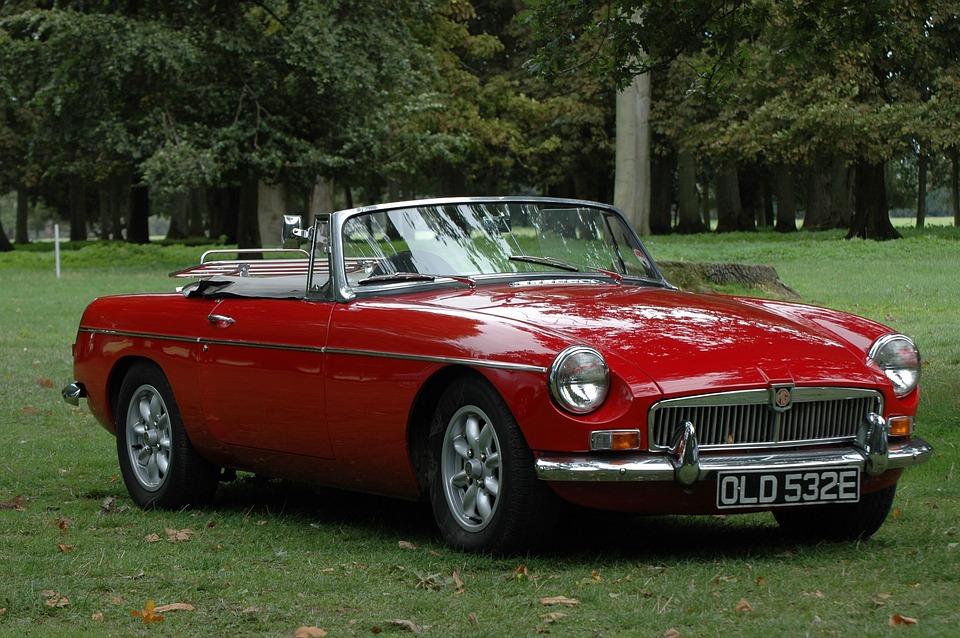 Oldtimer Mg Old Car · Free photo on Pixabay