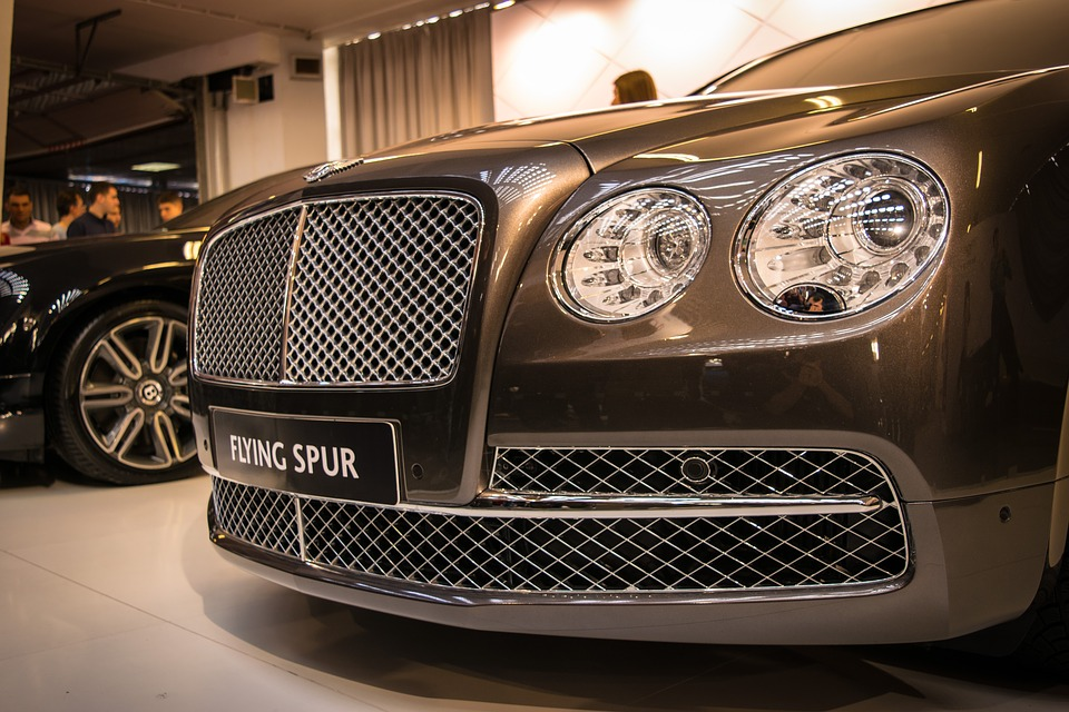 Free photo: Bentley, Car, Modern, Automobile - Free Image on ...