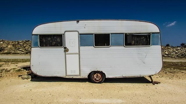 Photo gratuite caravane vieux ans abandonn s image gratuite sur pixabay - Caravane d architecture ...