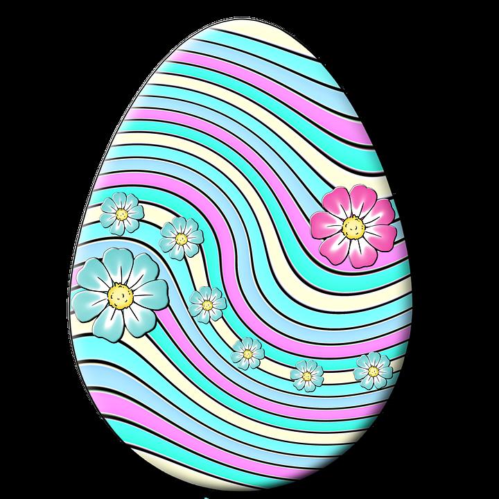 Free Illustration: Egg, Easter Egg, Colorful, Easter
