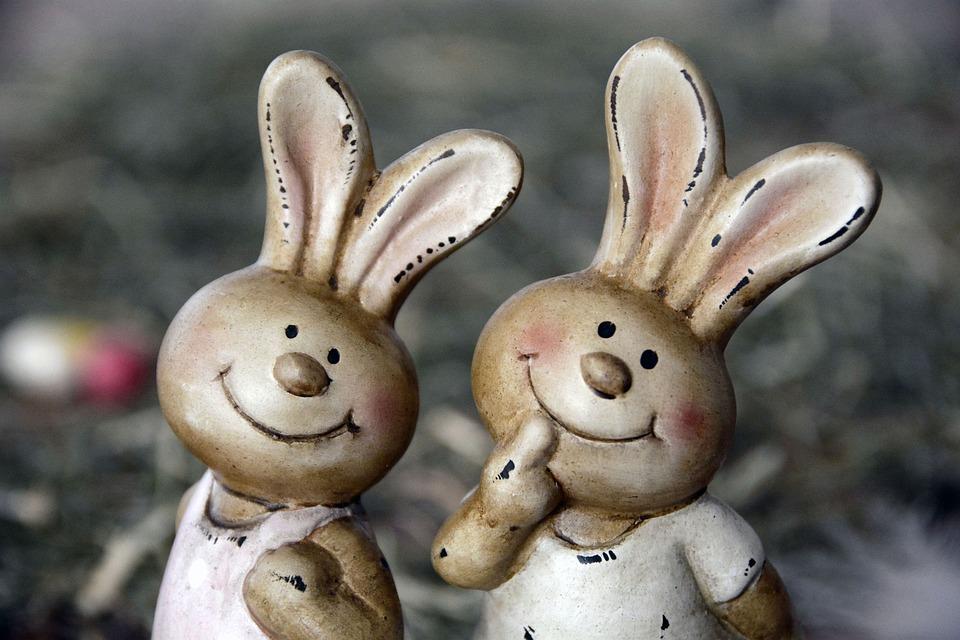 Заяц с детнышами весной картинки