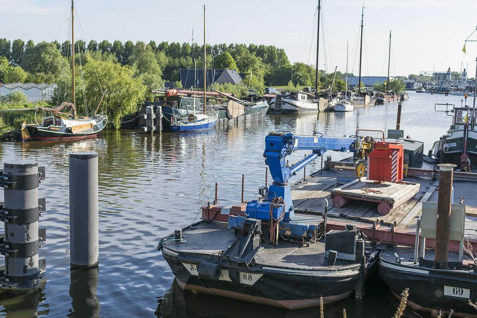 Wonen Op Woonboot : Boten alkmaar woonboot · gratis foto op pixabay