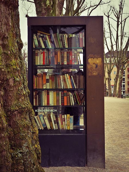 Boekenkast Boeken Lezen · Gratis foto op Pixabay