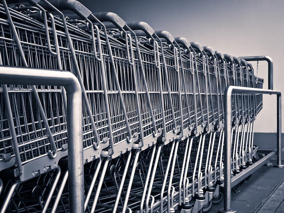 Plunderde failliete eigenaar zijn eigen supermarkt?