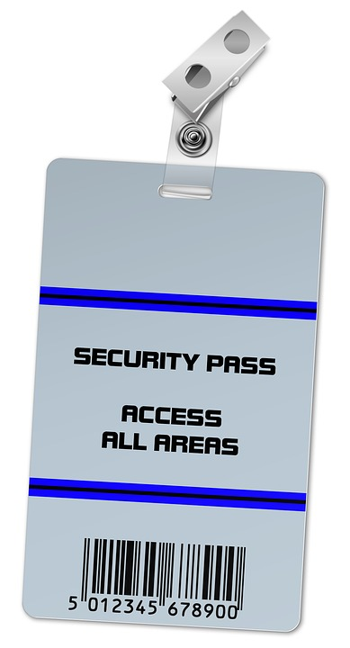 Access, Pass, Security, Badge, Card, Vip, Identity