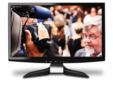 Monitor, Television, Screen, Tv