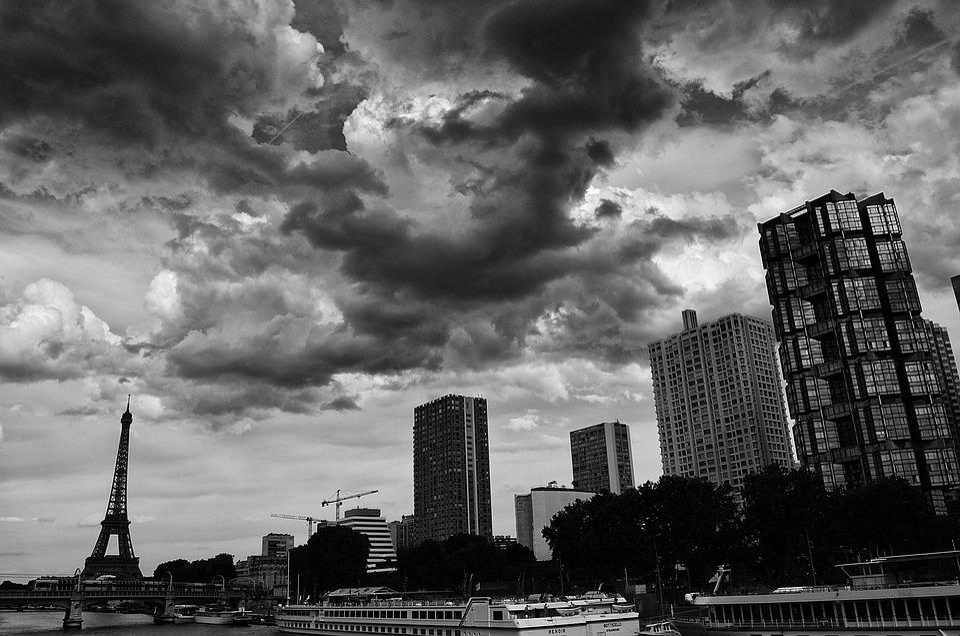 4600 Gambar Hitam Putih Kota Gratis Terbaru