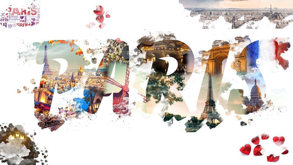 Kostenlose Illustration Paris Stadt Hauptstadt
