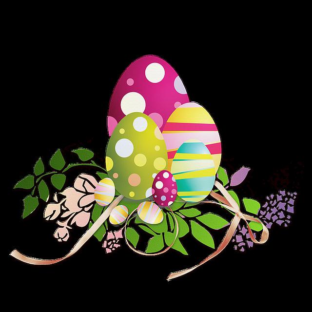 Wielkanoc Jaja Ozdoba - Darmowy obraz naPixabay