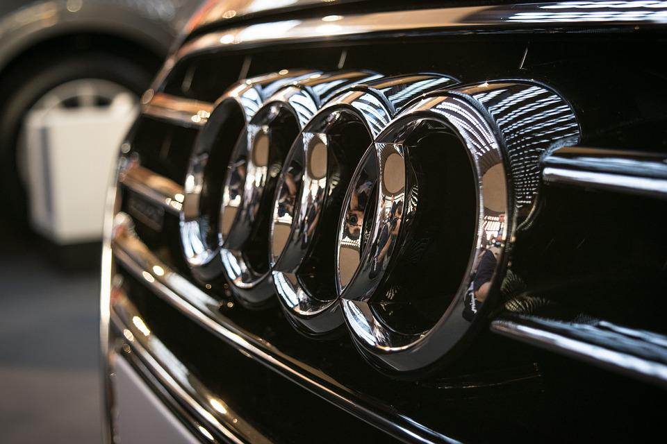 Free Photo Audi Logo Cars Rings Vehicles Free Image On - Audi car symbol