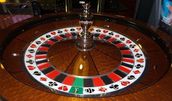 Roulette, Casino, Roulette Wheel