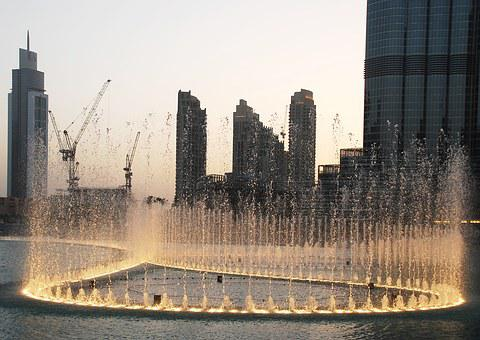 facts and stats  Dubai Fountain