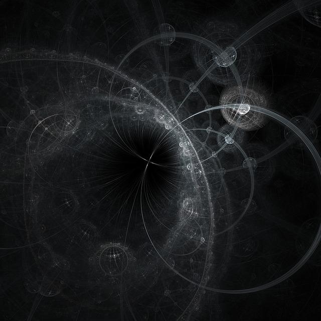 Free Illustration: Fractal, Abstract, Background