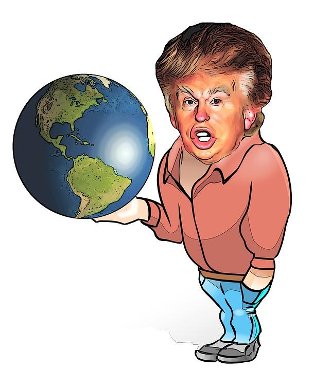 Trump, Globo, Elección, Ee Uu, América, Presidencia