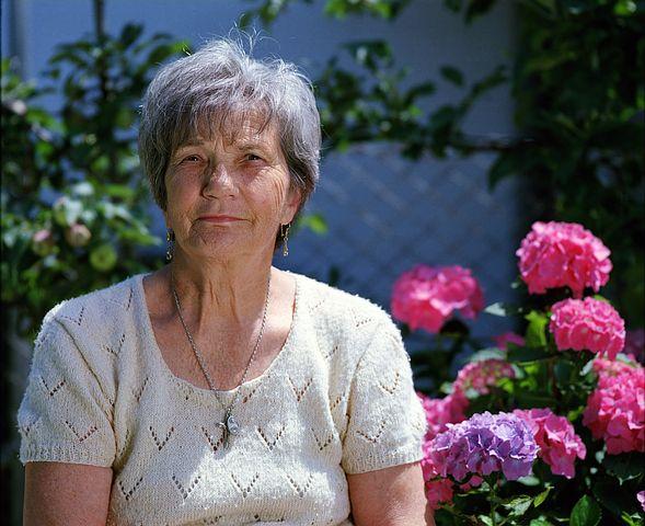 Oma 60 geile Russian Granny
