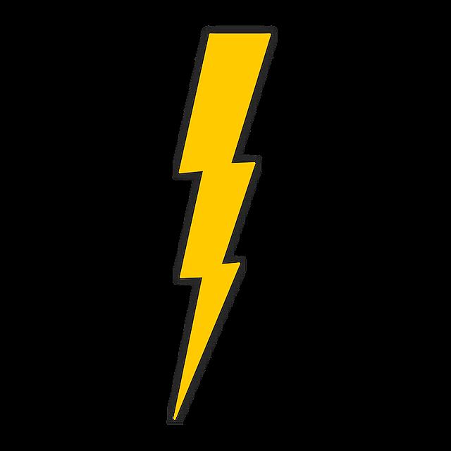 Storm Lightning Yellow 183 Free Image On Pixabay
