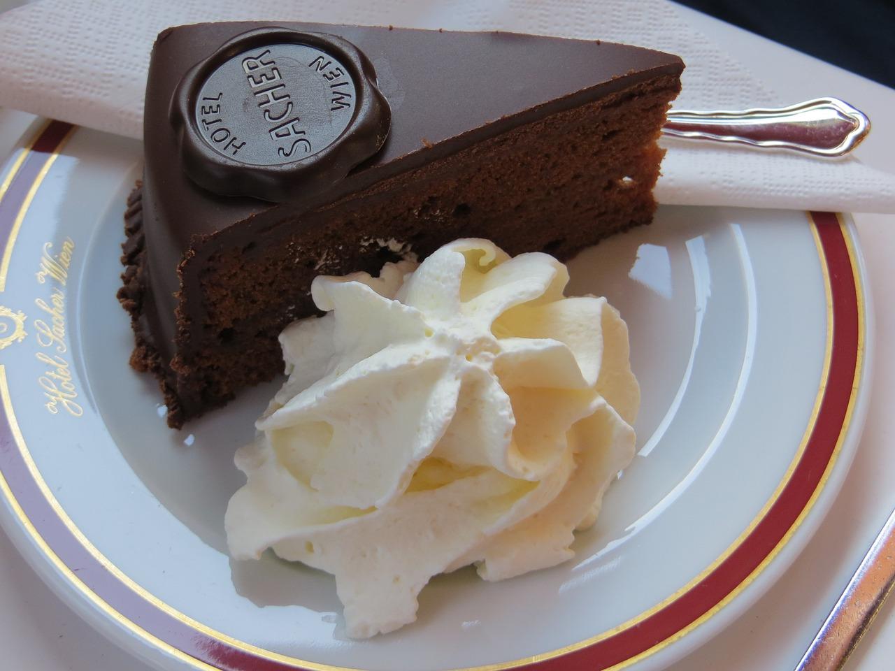 Sacher Cake Vienna Pastry - Free photo on Pixabay