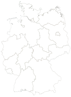 Germany On Map Of World.100 Free Germany Map Germany Images Pixabay