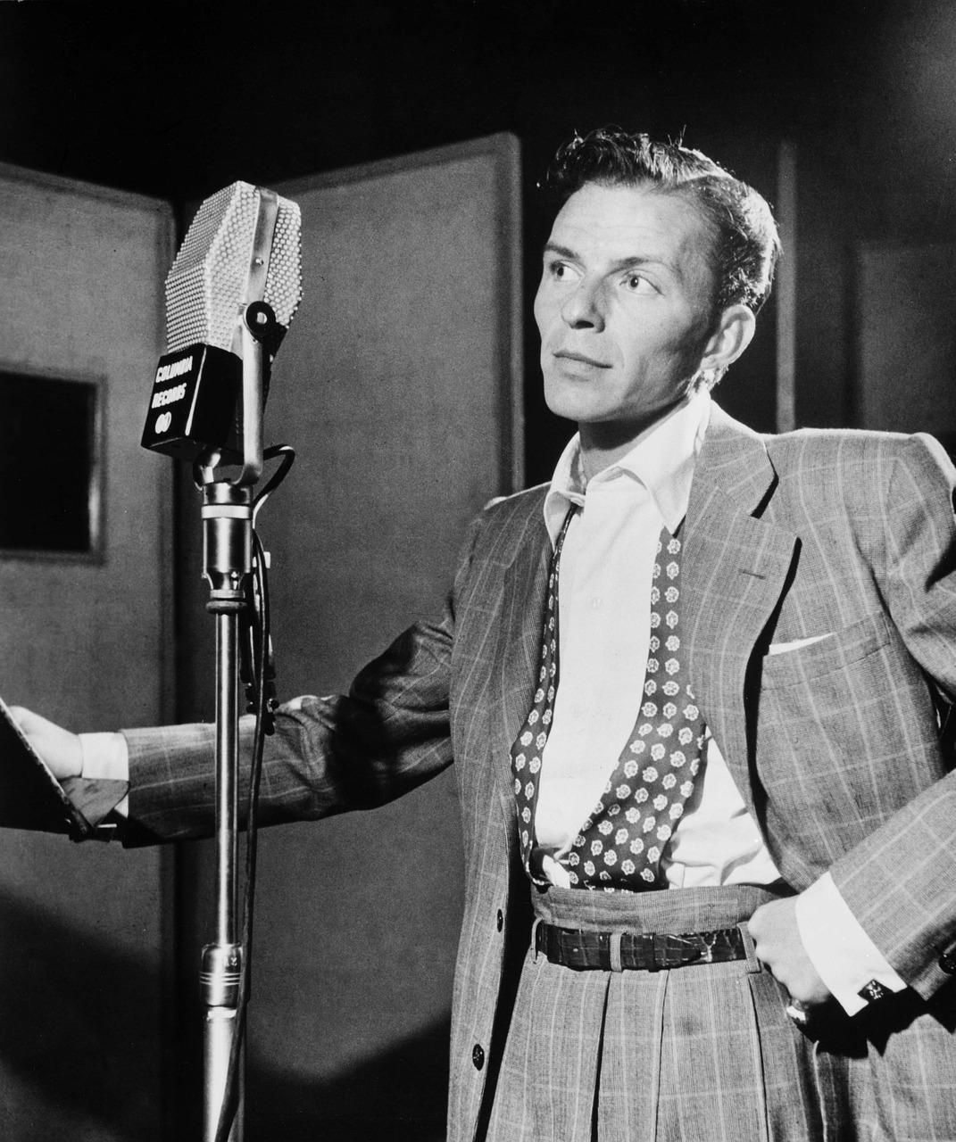 Poet Frank Sinatra