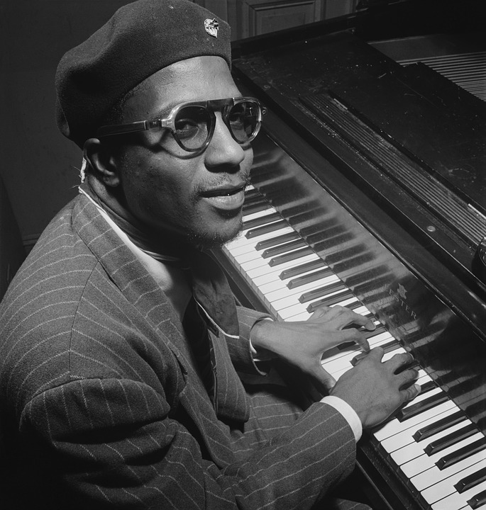 セロニアス球僧, 肖像画, ジャズピアニスト、作曲, アフリカ系アメリカ人, 1917-1982