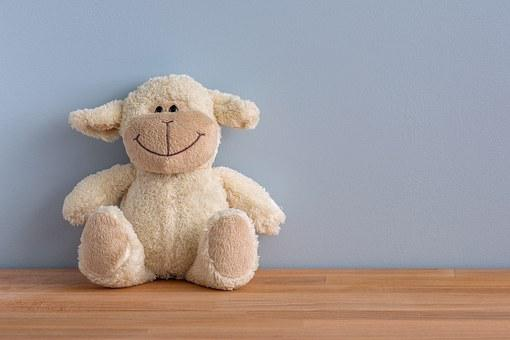 Happy, Smiling, Cuddly Toy, Toy