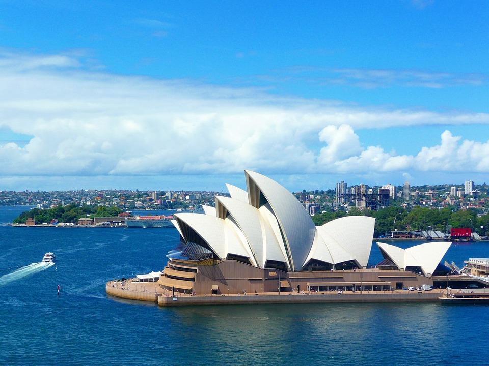 澳大利亚, 悉尼, 歌剧