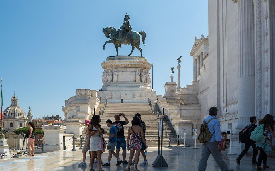 Monument Van Victor Emanuel Ii.Rome Monument Van Victor Emanuel Gratis Foto Op Pixabay