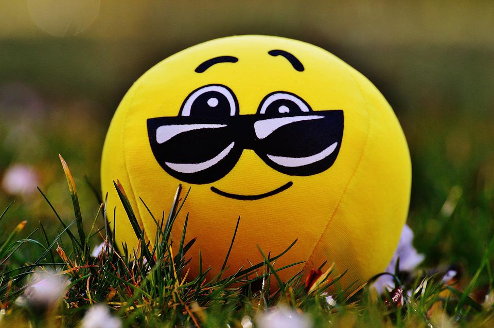 Free Photo: Smiley, Cool, Funny, Yellow