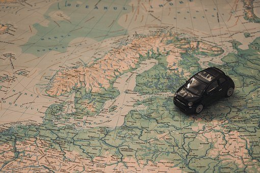 Holidays, Car, Travel, Route, Adventure
